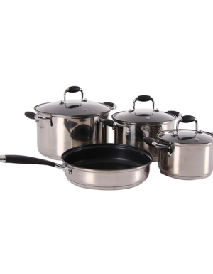 7PC Deluxe Cookware Set
