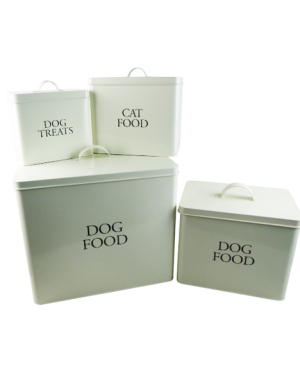 Dog and Cat Tins